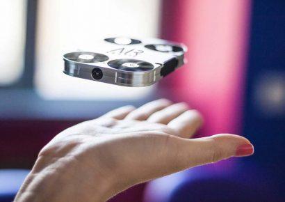 Карманный дрон AirSelfie2