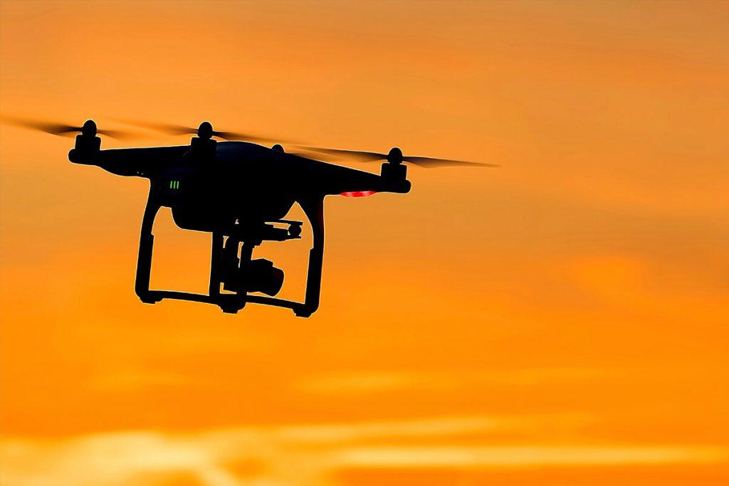Американские разработчики создали очередной дрон-охотник