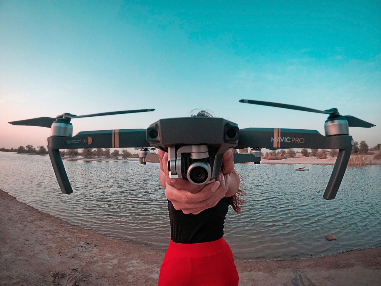 Новости беспилотной авиации - Аэросъемка в Иркутске - БасТех