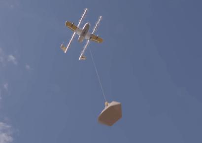 В Финляндии будут испытывать дронов-курьеров от Google