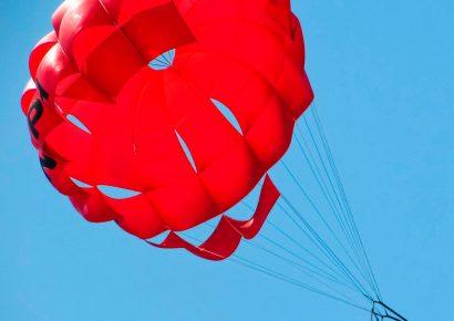 Парашют Indemnis Nexus сделает полет дронов безопасным для людей