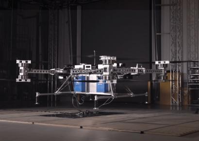Boeing успешно испытала свой грузовой беспилотник CAV