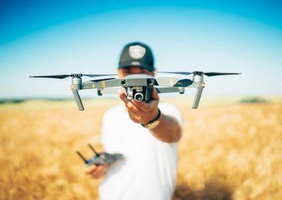 Что нужно знать перед запуском дрона в воздух