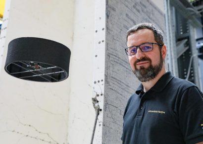 Новый взгляд на конструкцию дрона