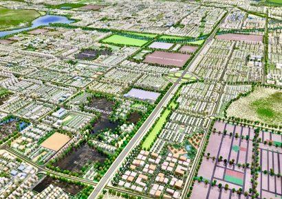 Создание 3D-модели Тульской области при помощи беспилотника «Геоскан»