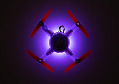 Геоскан разработали новый дрон для световых шоу