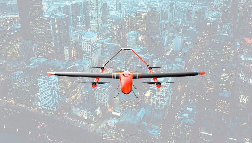 Новый беспилотник, способный летать до 15 часов