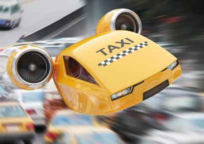 В России начнут собирать беспилотные летающие автомобили