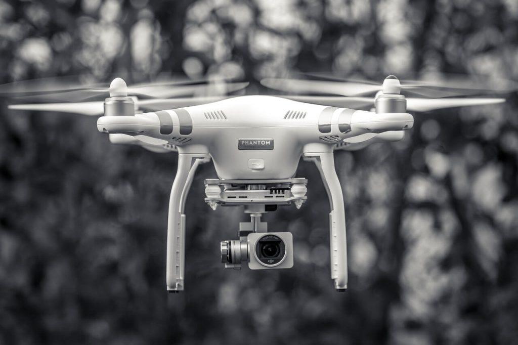 Штрафы за нелегальный полет дрона