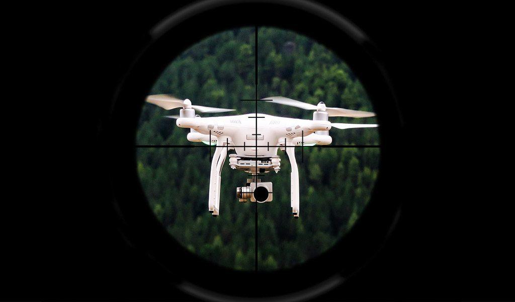Новые полномочия силовых структур в отношении незаконного применения дронов