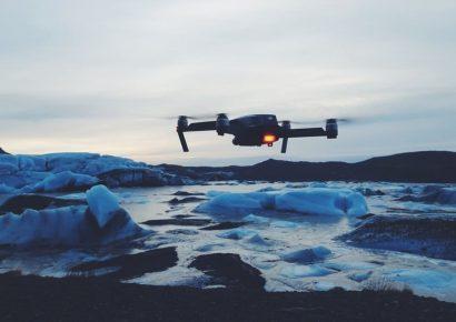Дроны в Арктике: систему управления трафиком дронов протестируют в условиях минимального риска