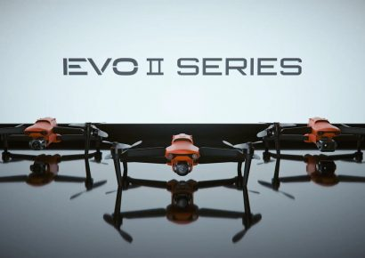 Разрешение 8K: дрон EVO II выйдет в марте этого года
