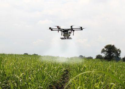 И вновь продолжается бой: в Китае сельскохозяйственные дроны выходят на битву с коронавирусом