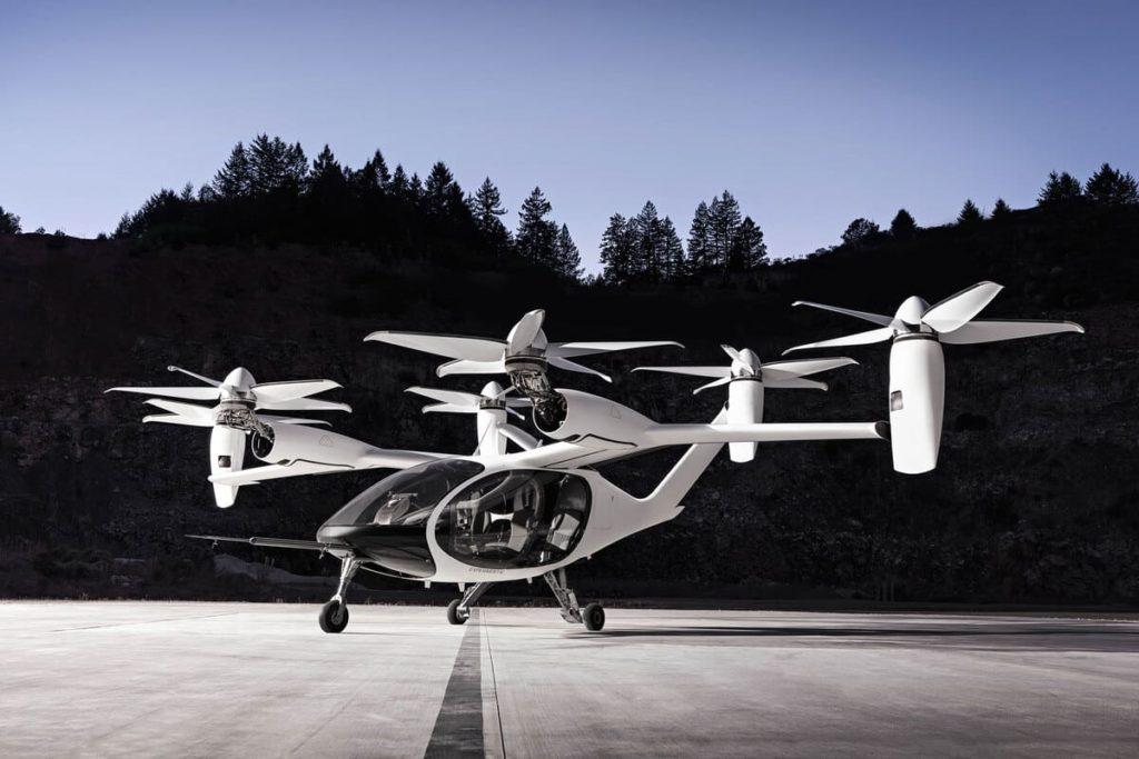 Аэротакси: настоящее и будущее