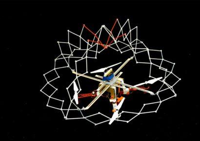 Новый способ защиты от повреждений для дрона