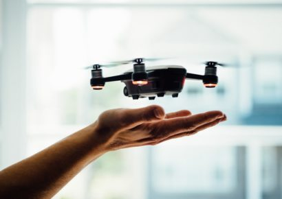 Без винта: новый алгоритм позволяет квадрокоптеру оставаться в воздухе на трех винтах