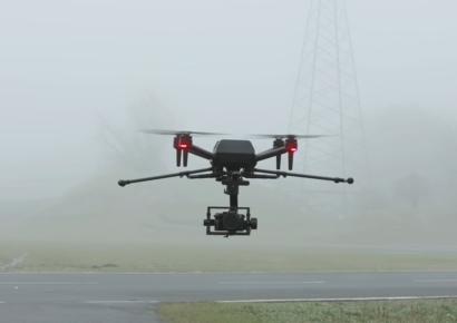 Airpeak: первый дрон от компании Sony, с поддержкой камер Alpha
