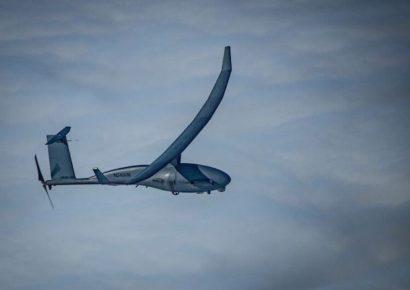 Американский беспилотник установил новый рекорд по продолжительности полета